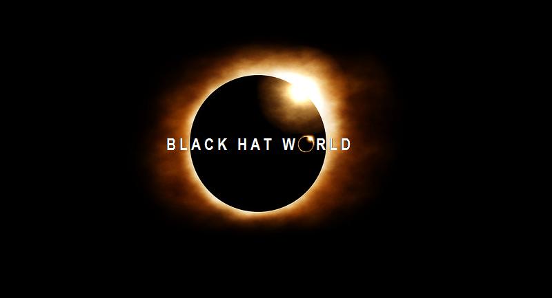 Blackhat World Forum - Best Free Platform For Business Marketing And