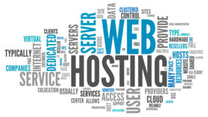 word cloud web hosting
