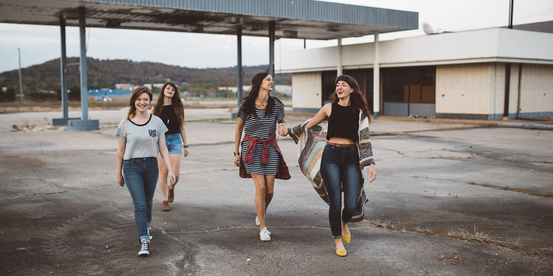 group-of-girls-walking