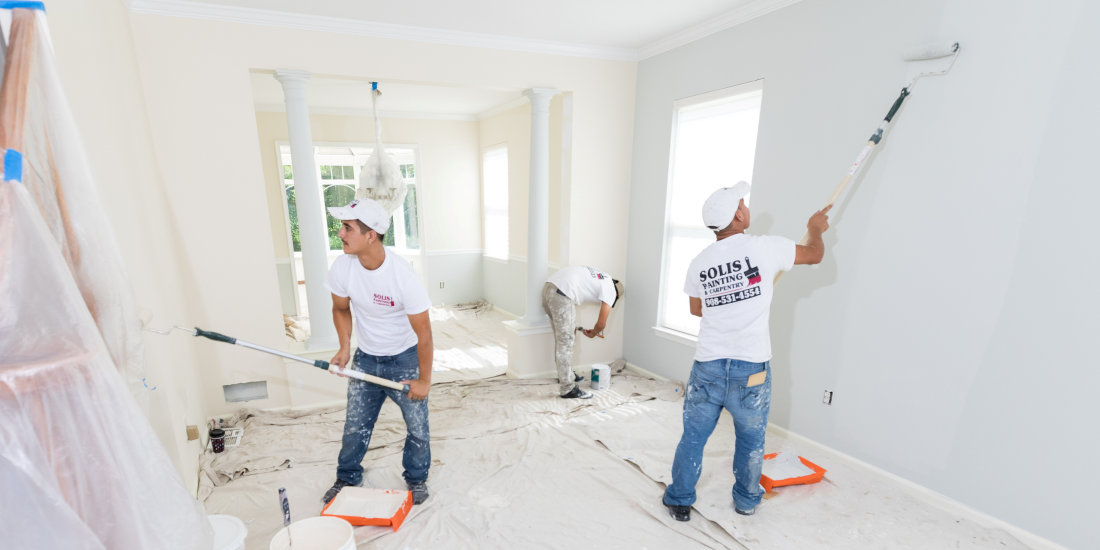 New Jersey Painters