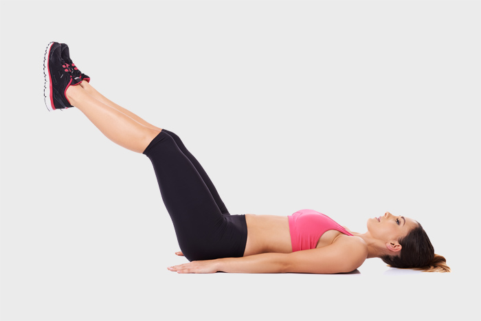 lower abs exercises