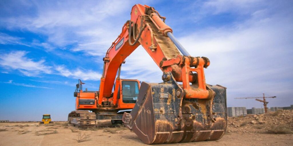 excavation machine