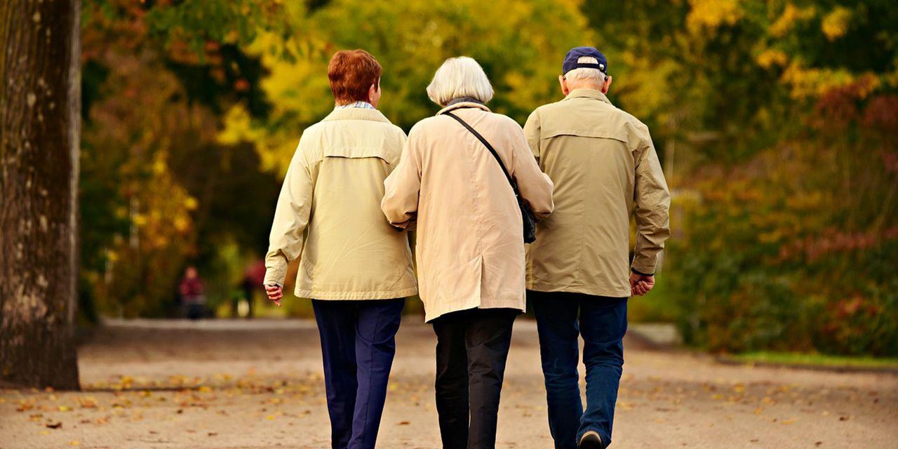 people three elderly
