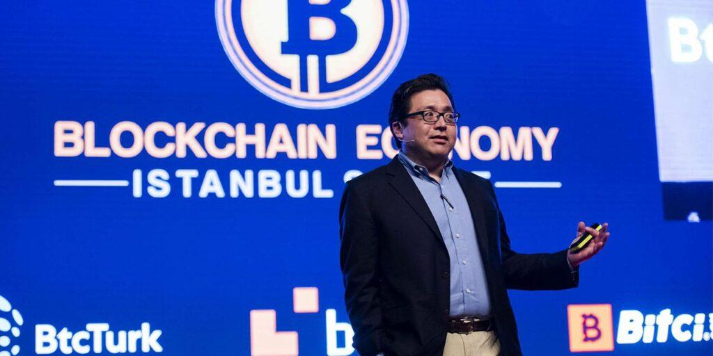 Tom_Lee_Blockchain_Economy