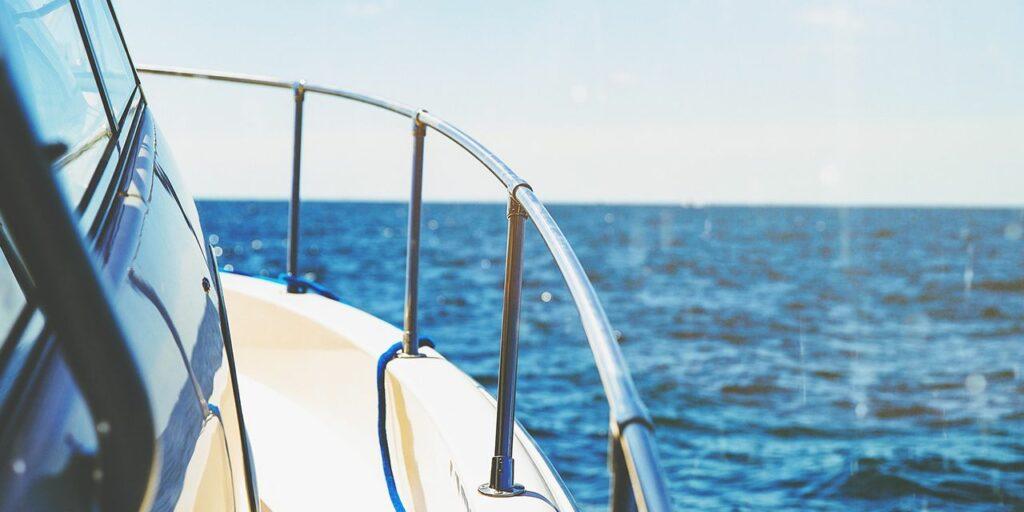 boat yacht sea