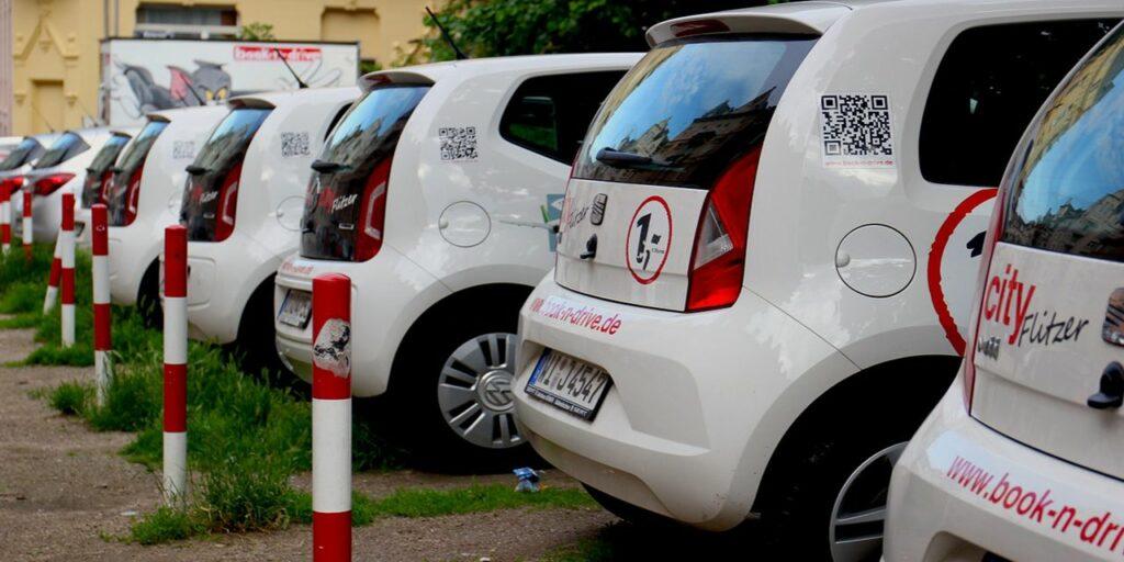 carsharing car rentals auto car parking