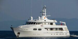 yacht luxury sea