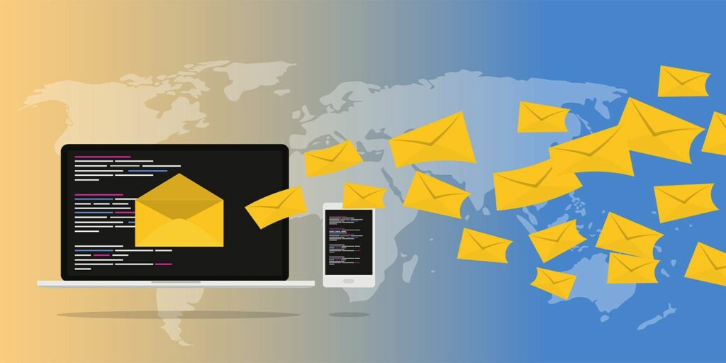 email customer service emails marketing online newsletter communication
