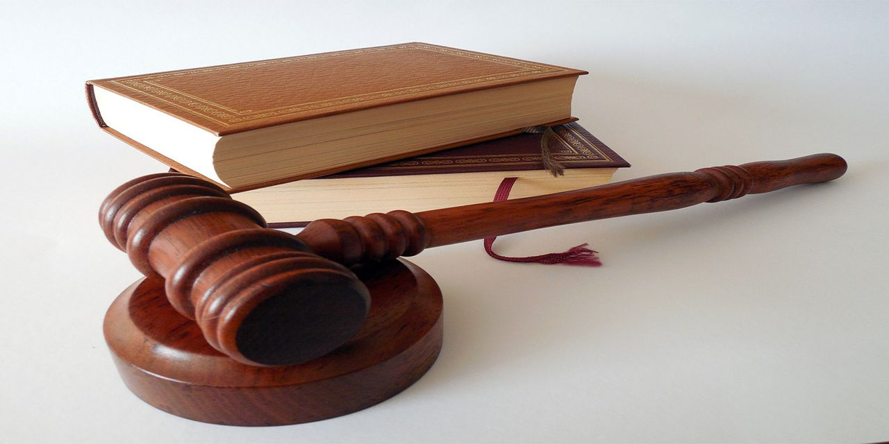 hammer books law court lawyer rule
