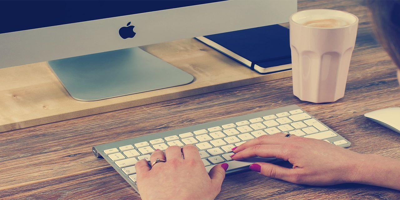 keyboard typing computer computing