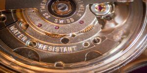 movement mechanics automatic watch gears