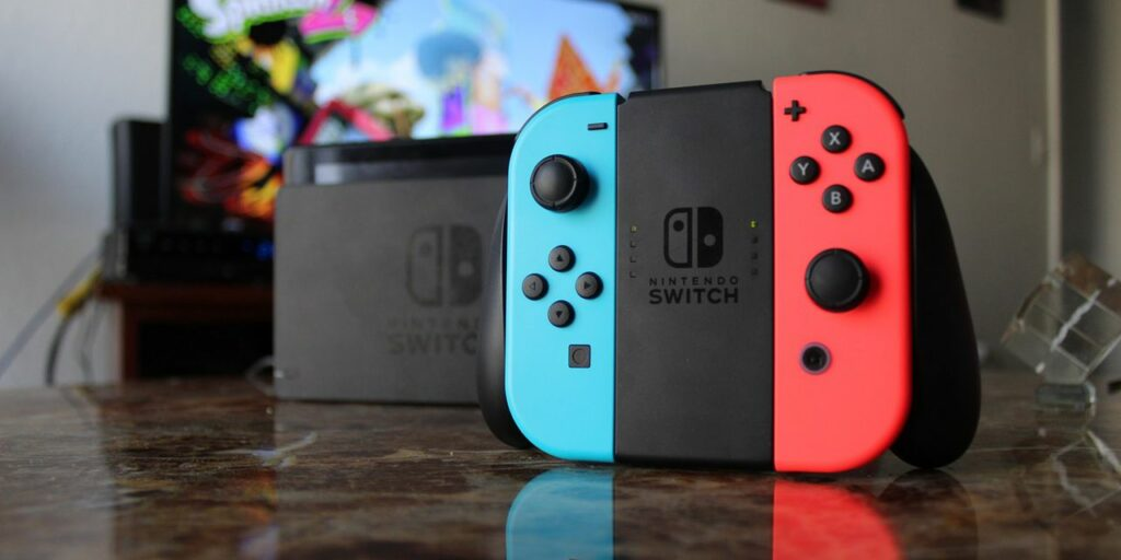 nintendo switch switch nintendo console