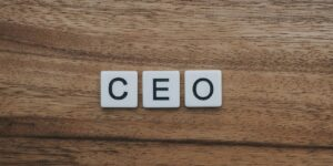 CEO chief executive officer boss