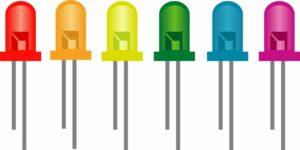 LED diode light