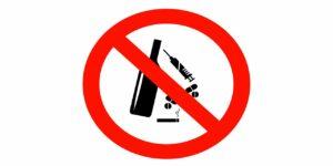anti-drugs anti-alcohol addiction alcohol health drugs