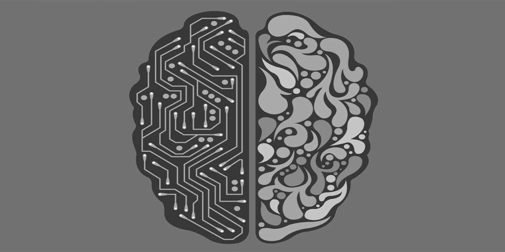 anatomy AI artificial intelligence devops mind brain circuit board