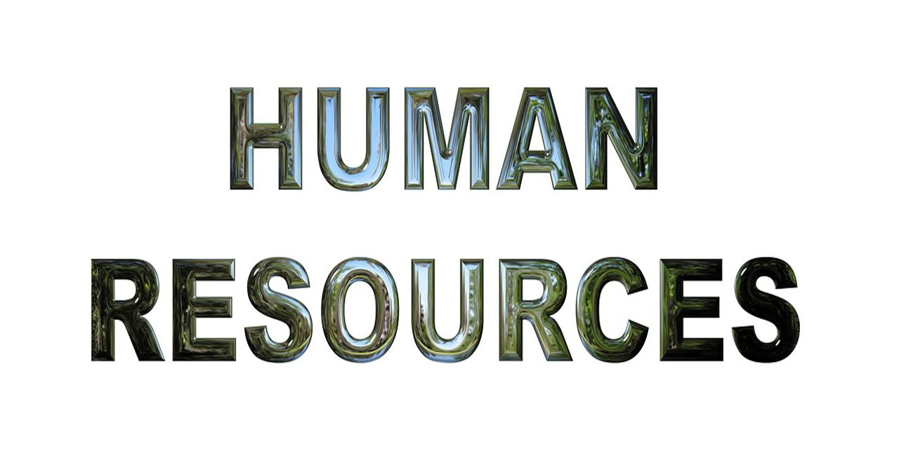 human resources business people