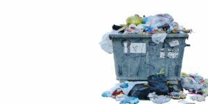 waste container garbage garbage heap waste