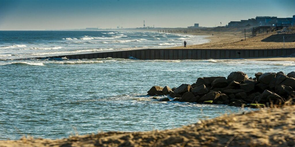 Virginia Beach Southest Virginia Ocean Shore