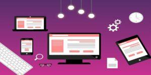 website responsive creative design development web