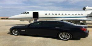 luxury jet plane airplane aircraft business