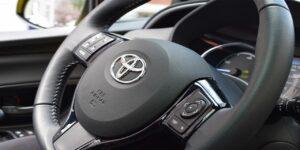 Toyota yaris auto