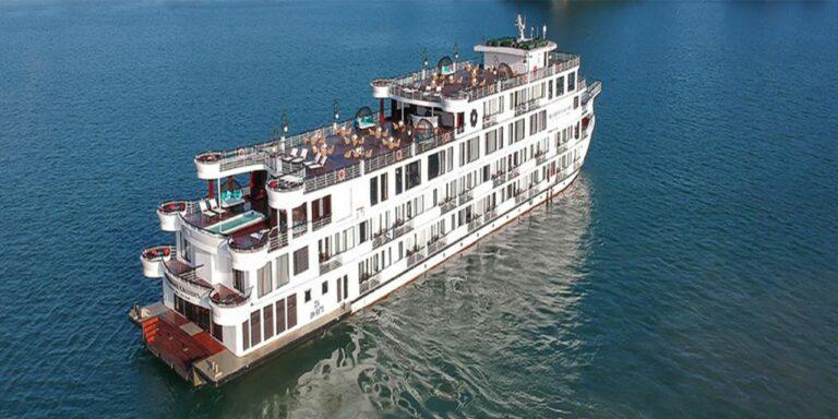 Halong Bay Cruises 1