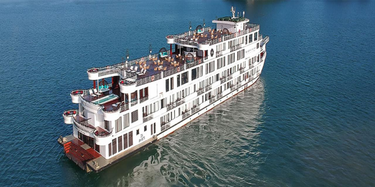 Halong Bay Cruises 1