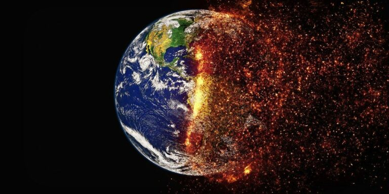 climate change global warming environmental disaster