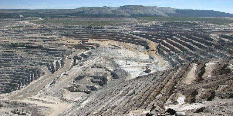 mining copper mine