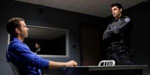 police policeman lawyer interrogation