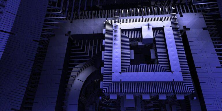 quantum computer process computer technology