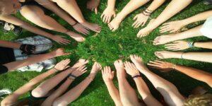 team motivation teamwork together group community