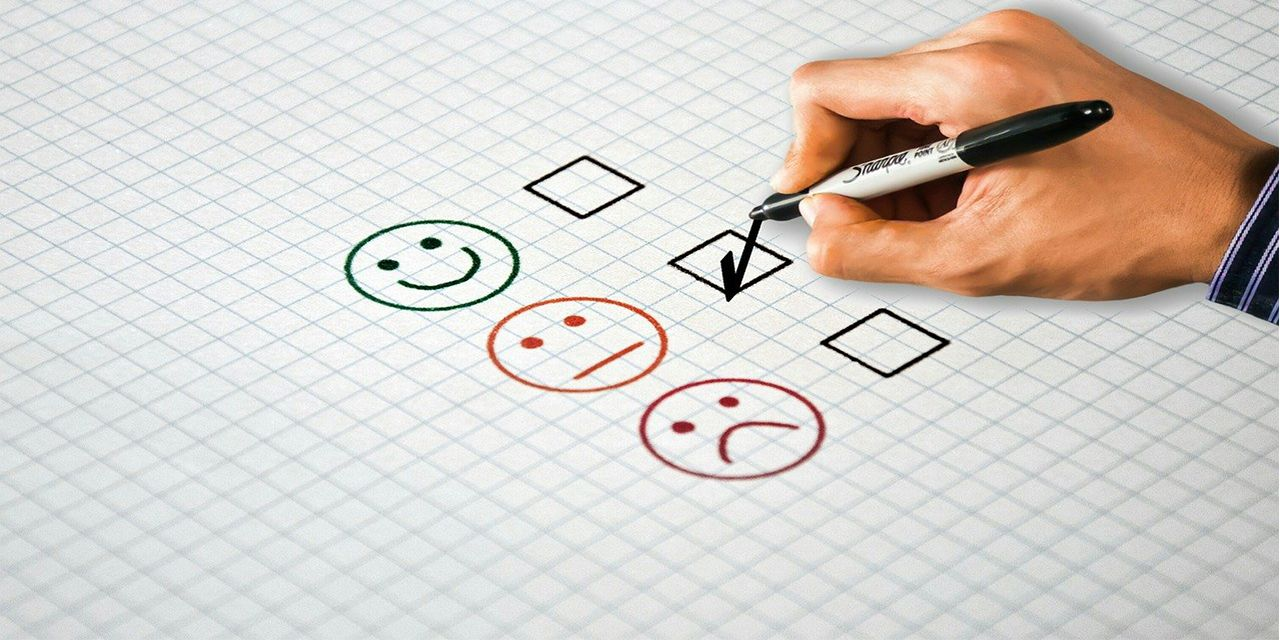 feedback survey NPS satisfaction customer face