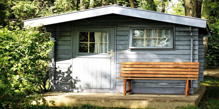 garden shed log cabin garden hut leisure recovery