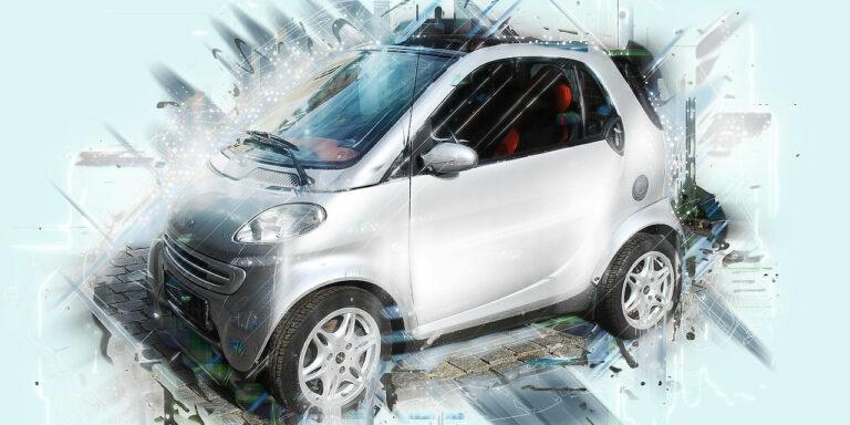 Smart car by Klaus Dellerer