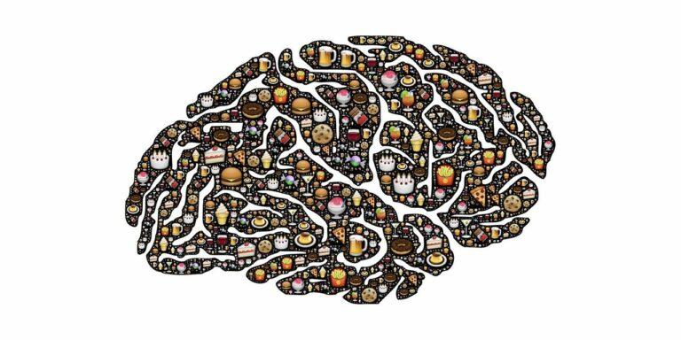brain mind obssession food snacks junk food