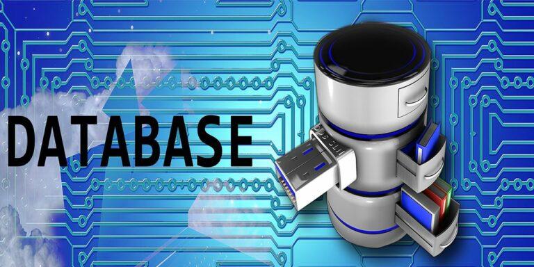 database blue SQL server storage netwrok data