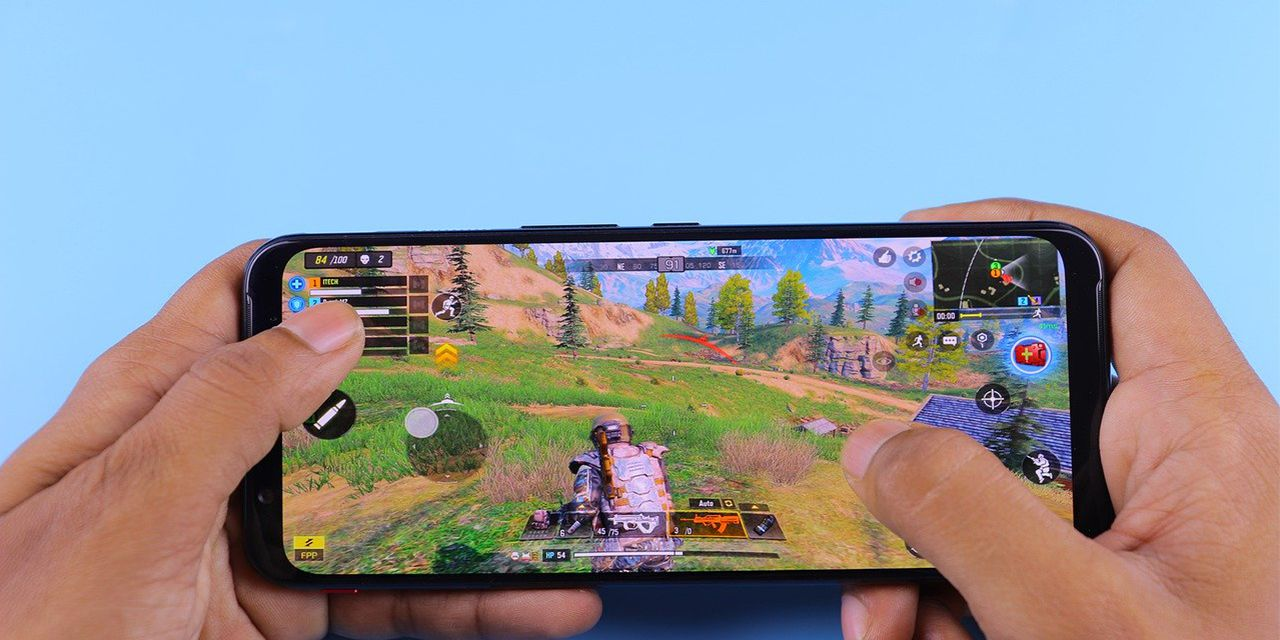 game play mobile game android game blue mobile