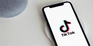 tiktok app iphone telephone social media