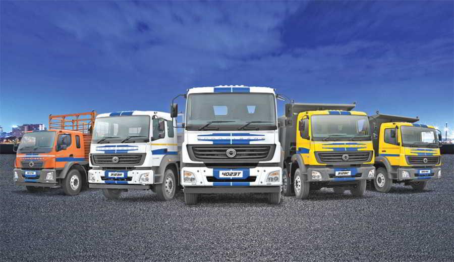 Tata Motors Trucks