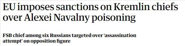Screenshot from The Guardian