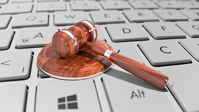 cyber law legal internet gavel gray internet