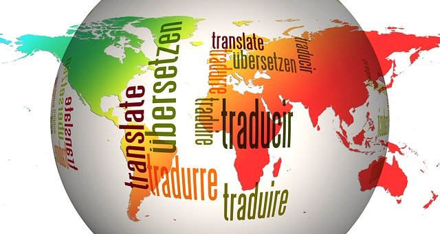 globe world languages translate translation