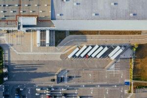 production facility logistic distribution center