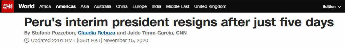 Screenshot from CNN