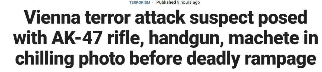Screenshot from Fox News