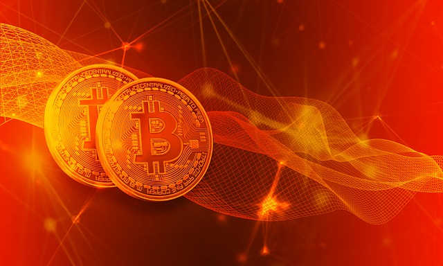 bitcoin blockchain financial mining currency