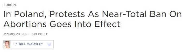 Screenshot from NPR.Org