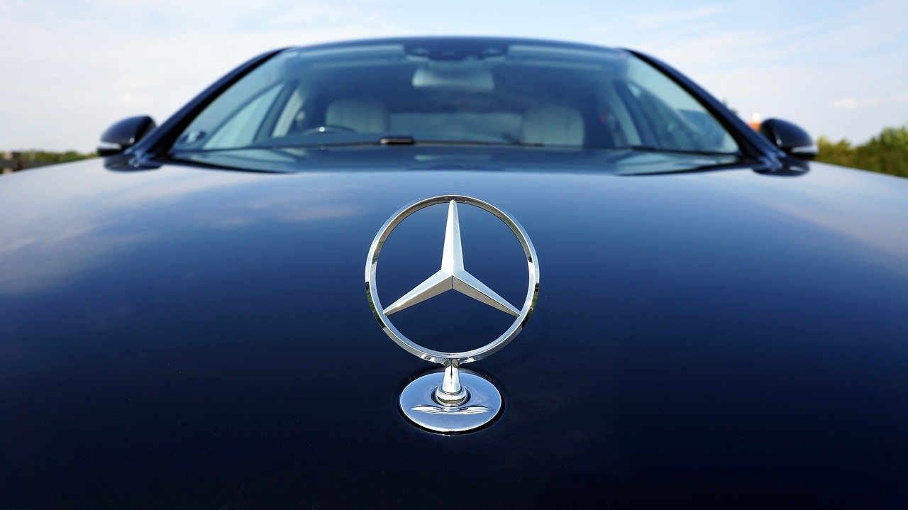 mercedes-benz emblem auto benz car mercedes